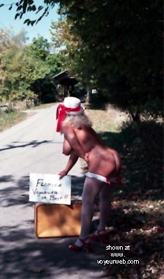 Pic #6 - CC      Hitchhiking To Florida