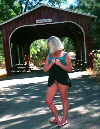 Pic #3 - Buffy's Covered Bridge Discovery