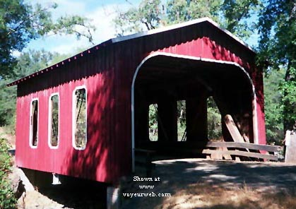 Pic #4 - Buffy's Covered Bridge Discovery