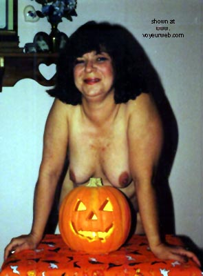 Pic #3 - Ample Halloween