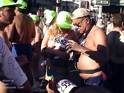 Pic #4 - Nude Race San Fran