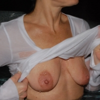 My small tits - Sandy