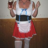 Octoberfest ! - Big Tits, Bush Or Hairy, Dressed