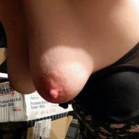My large tits - cream me