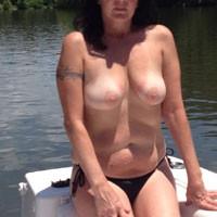 Boat Time - Big Tits