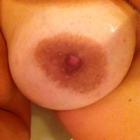 Very large tits of my wife - cincy_girl
