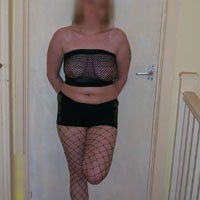 Corset And Others - Big Tits, Lingerie, Pussy, Shaved
