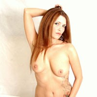 Playing With Myself - Big Tits, Pussy, Redhead, Shaved