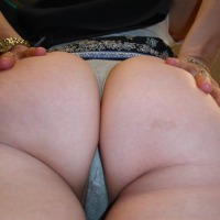 A co-worker's ass - Debbie