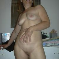 Medium tits of my wife - Mogliekaty