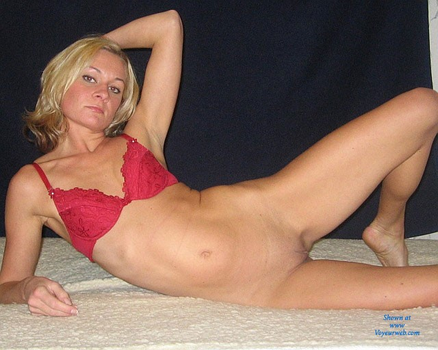Pic #1 - Polish Chicks Are The Best! - Blonde Hair, Small Tits, Sexy Lingerie, European And/or Ethnic