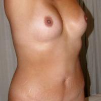 My medium tits - MoglieNuda