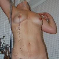 Shower Time - Big Tits, Shaved, Pussy, Big Ass