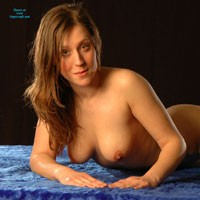 Nude Photoshoot 2 - Big Tits, Brunette, Pussy, Shaved