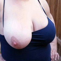 My very large tits - naughty milf