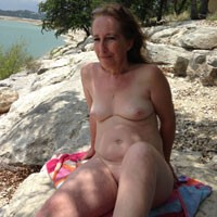 My Love - Beach, Big Tits, Pussy, Bush Or Hairy