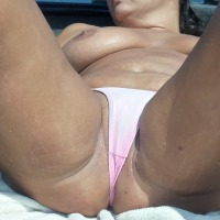 Large tits of my girlfriend - WD