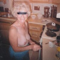 My medium tits - blondie