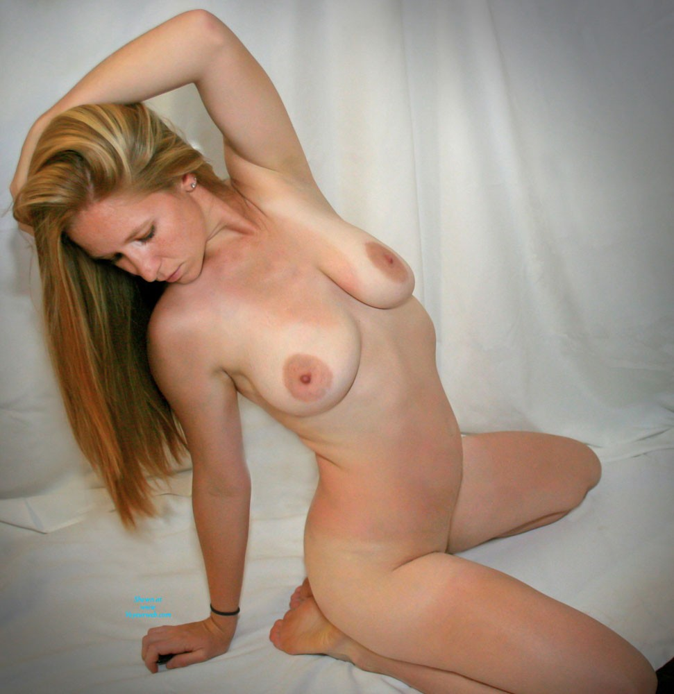 Pic #8 Fire Cracker - Big Tits, Blonde, Close-ups, Firm Ass, Lingerie, Natural Tits, Pussy, Shaved, Striptease, Young Woman