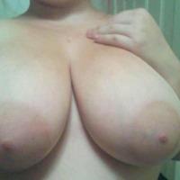 My very large tits - Hannah