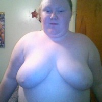 Very large tits of a neighbor - Molly