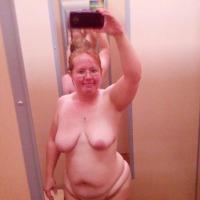 Medium tits of a neighbor - Sue