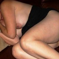 Medium tits of my wife - Patti