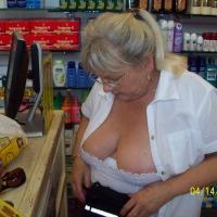 My large tits - shopper
