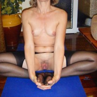 Nude Yoga - Wife/Wives, Lingerie