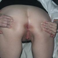 My girlfriend's ass - Little Slut