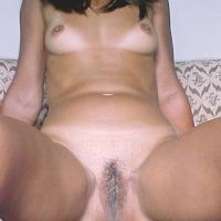 Very small tits of my wife - Sheyla