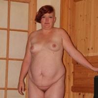 Linda - BBW, Redhead