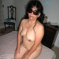 My Latin Cleaning Girl - Big Tits, Brunette, Latina, Pussy, Shaved
