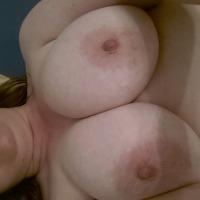 Large tits of my girlfriend