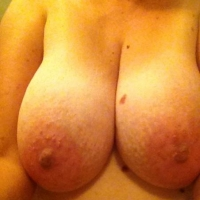 Very large tits of my wife - Swallows