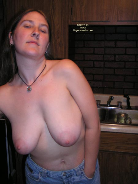 Pic #2 - Caught In The Kitchen