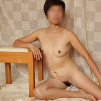 My Chinese Wife - Bush Or Hairy, Asian, Wife/Wives, Brunette, Natural Tits, Pussy, Small Tits