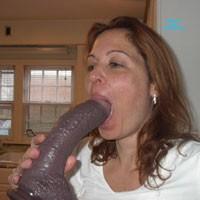 Dildo Suck - Brunette, Toys