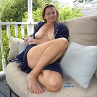 Beautiful Morning - Big Tits, Blonde, Medium Tits, Natural Tits, Pussy, Shaved