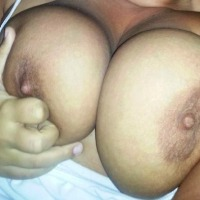 My very large tits - Michelle
