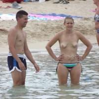 Why You Taking My Photo? - Beach Voyeur