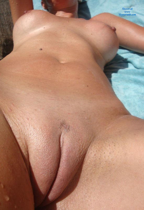 Pic #2 - Wet Pussy - Shaved, Round Tits, Big Tits, Close-Ups, Firm Ass, Hard Nipples, Lingerie, Wet