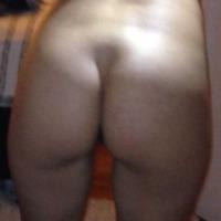 My girlfriend's ass