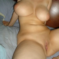 Very large tits of my ex-girlfriend - Nikki