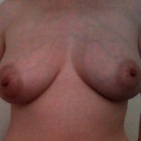 Very large tits of my wife - Lissa