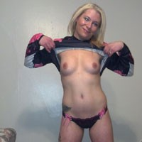 Sexy - Natural Tits, Blonde