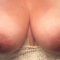 Large tits of my wife - Alie Simpson