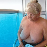 My very large tits - tattoo