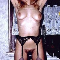 Katze2 - Big Tits, Lingerie, Blonde, Pussy, Bush Or Hairy