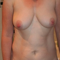Medium tits of my wife - Ellie